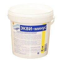 ЭКВИ-минус гранулы 1 кг. 6 кг. и 30 кг.