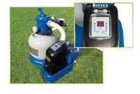 Песочный насос фильтр + хлоратор Интекс Intex 28678 / 56678