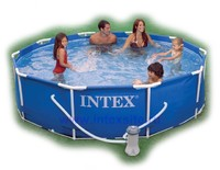 Бассейн каркасный Intex 28200 / 56997 305х76см.