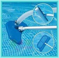 Комплект для очистки воды Интекс Intex 28003 DeLuxe
