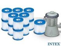 Насос-фильтр картриджный Интекс Intex 28602